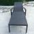 Damaged chaise lounge
