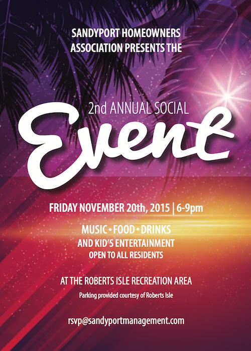 2015 Social Event